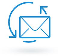 Mail France Forward, Forward Mail France - courrier-europe.com
